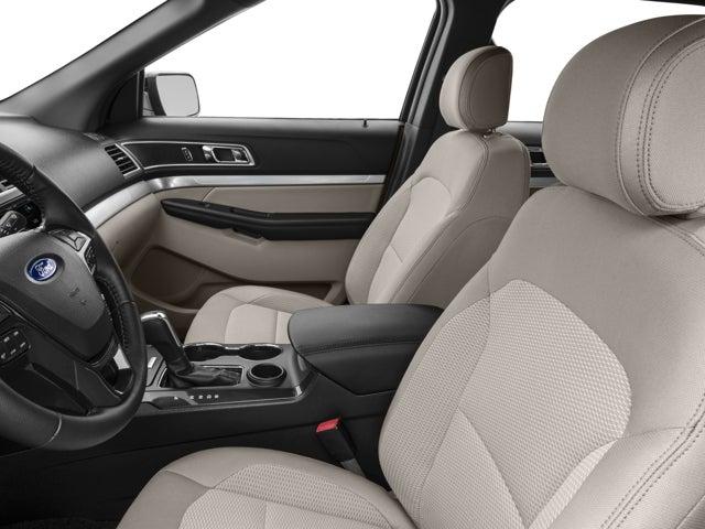 Infiniti Dealership Kansas City >> 2017 Ford Explorer XLT in Wichita, KS | Kansas City Ford